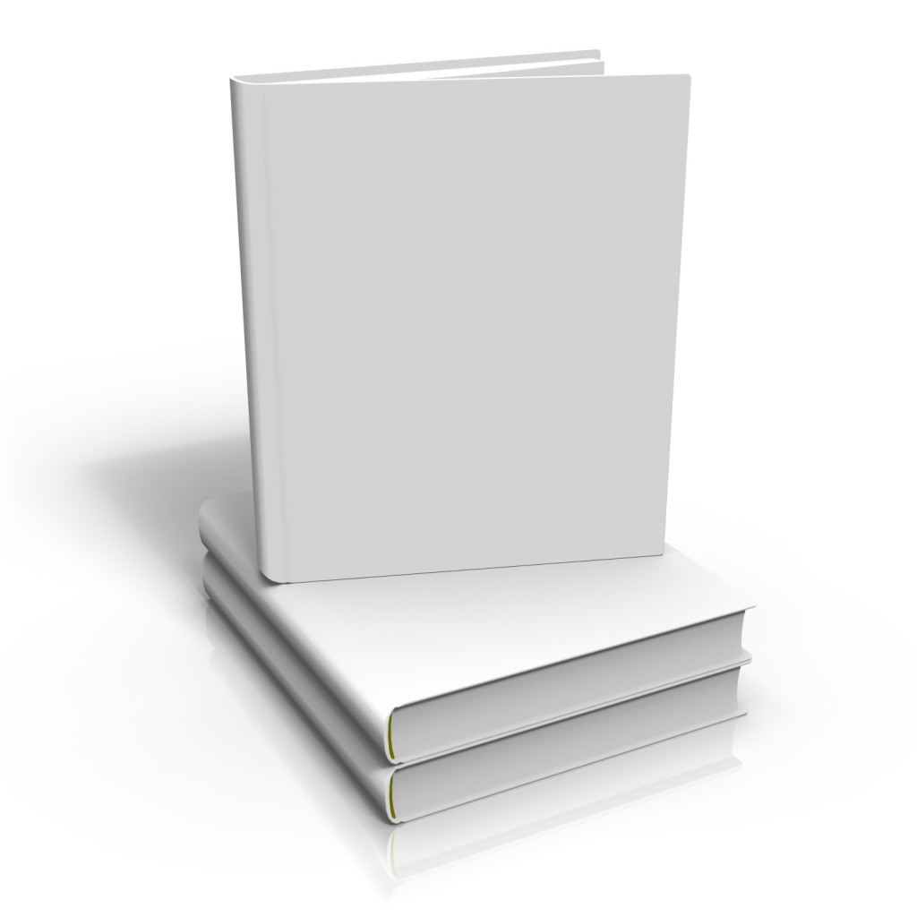 Image result for book with blank cover