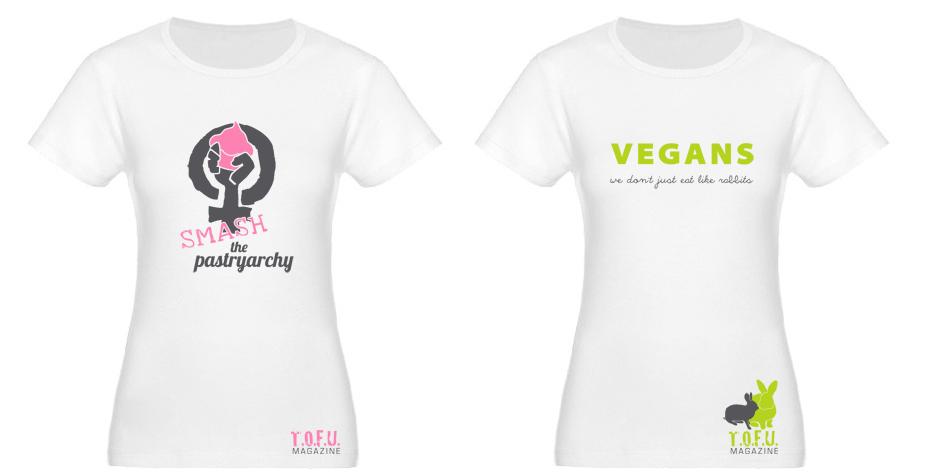 TOFU tour 2011 shirts