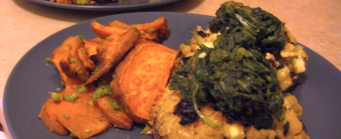 Cooking Vegetarian review