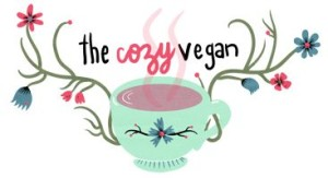 The Cozy Vegan logo