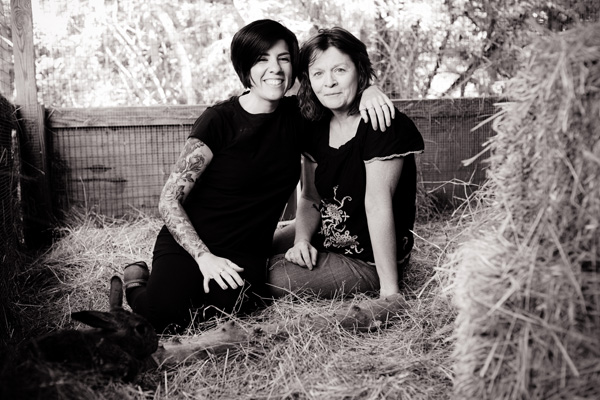 Our Hen House's Jasmin Singer and Mariann Sullivan