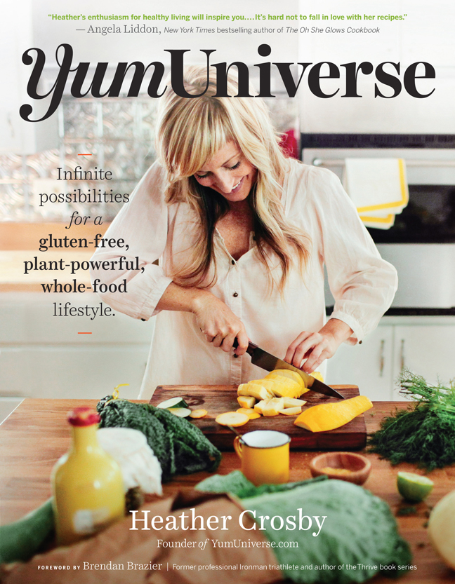 Cover of YumUniverse by Heather Crosby