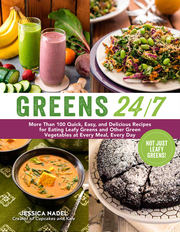 Cover image for Greens 24/7