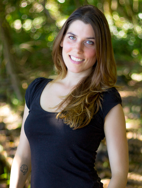 Photo of Kristin Lajeunesse from Will Travel for Vegan Food