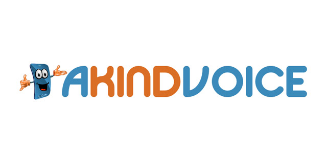 Logo for A Kind Voice