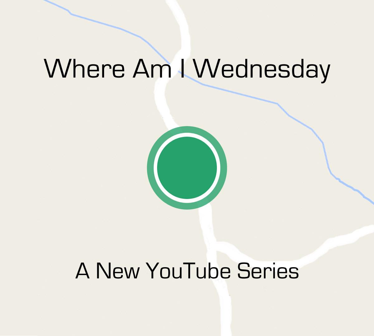 Where Am I Wednesday Logo