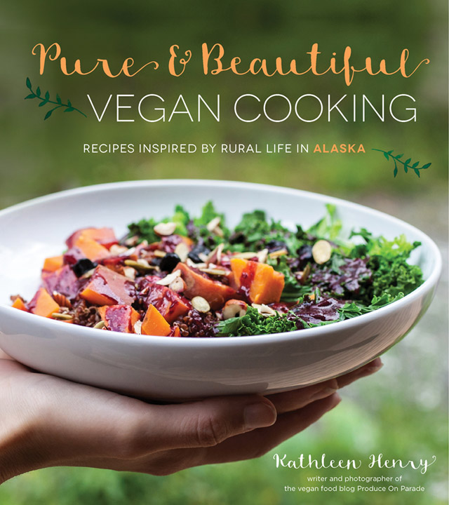 Cover for Pure and Beautiful Vegan Cooking