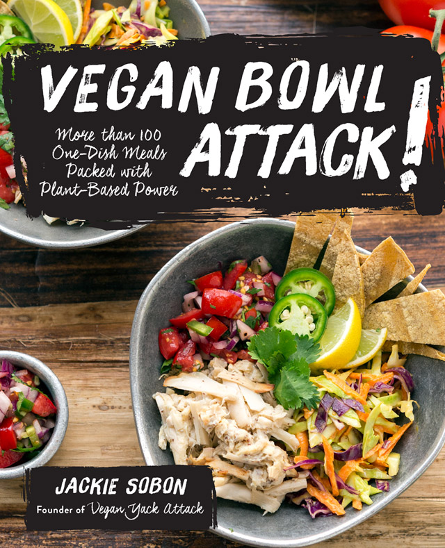 Cover for Vegan Bowl Attack!