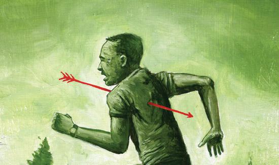 Illustration from Matt Gauck for T.O.F.U. 11