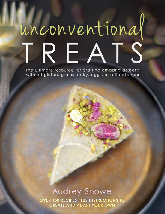 Cover for Unconventional Treats