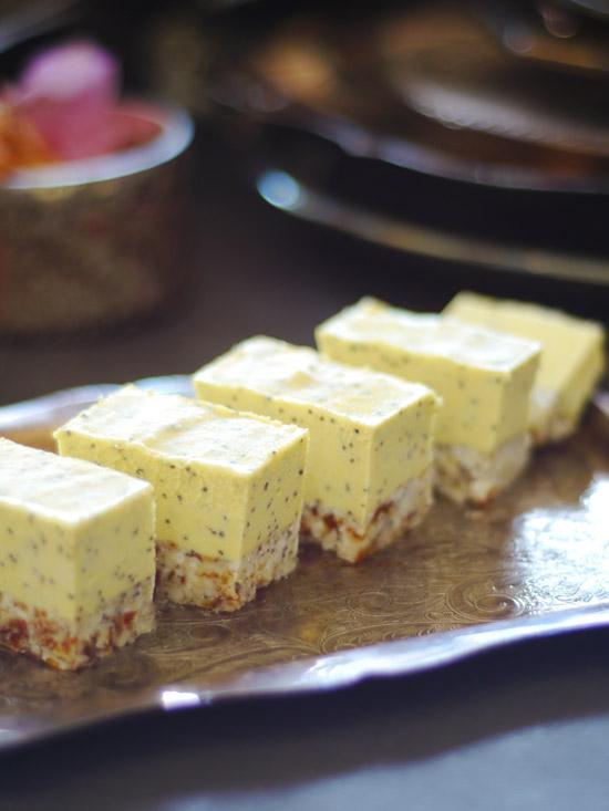 Unconventional Baker's Lemon Poppy Seed Slice