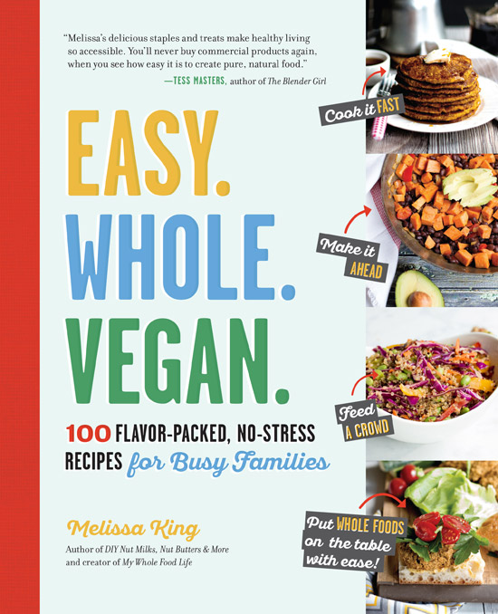 Cover for Easy Whole Vegan