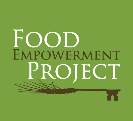 Logo for Food Empowerment Project