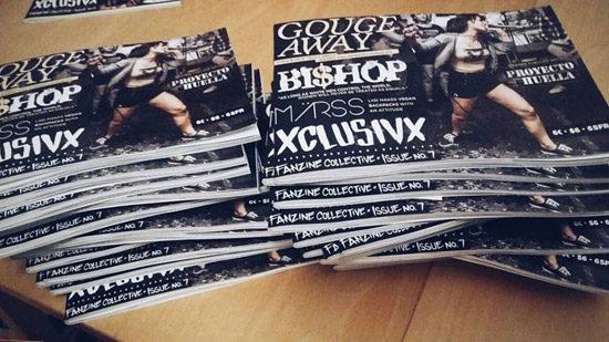 Cover of xclusivx fanzine