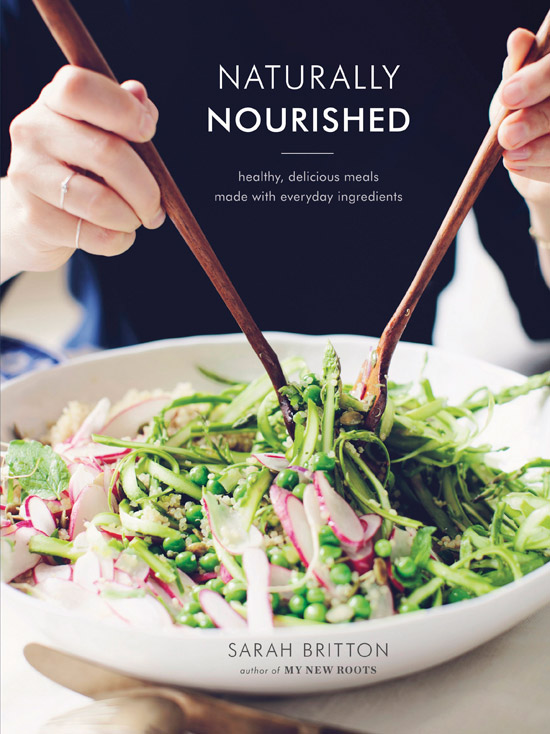 Cover for Naturally Nourished by Sarah Britton
