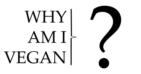 Cover for Why Am I Vegan
