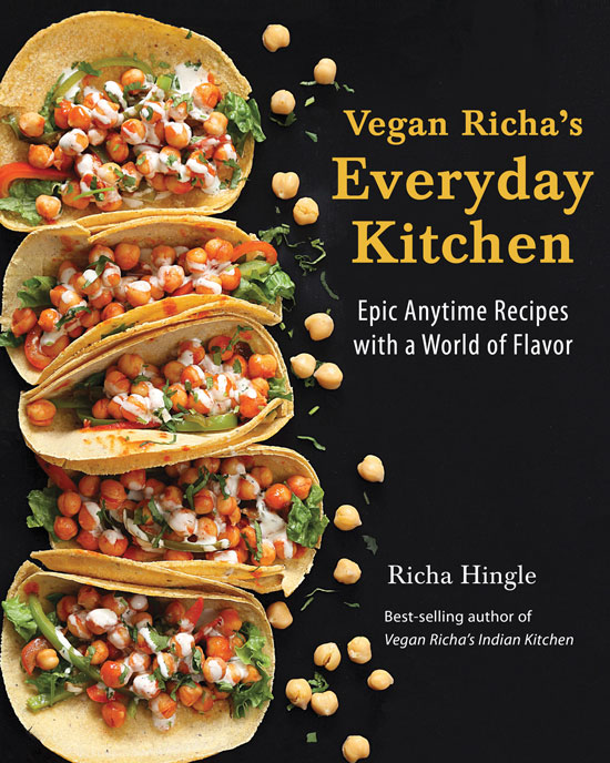 Cover for Vegan Richa's Everyday Kitchen