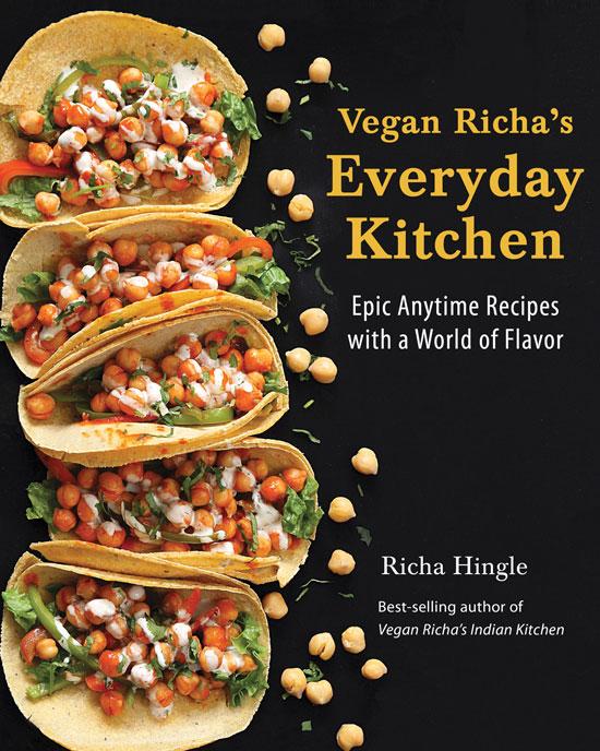 Cover for Vegan Richa's Everyday Kitchen
